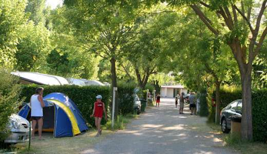 Camping Municipal Coucourelle ★★
